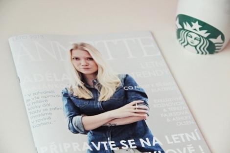 ANNETTE magazine LETO 2013 tisk