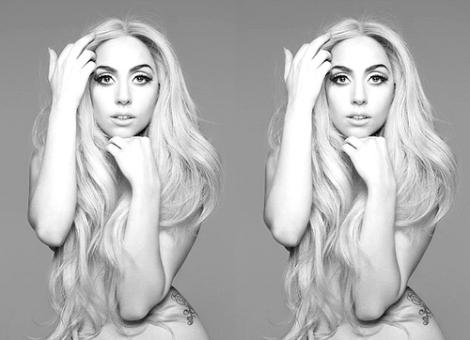 Lady GaGa - zdroj: Weheartit.com