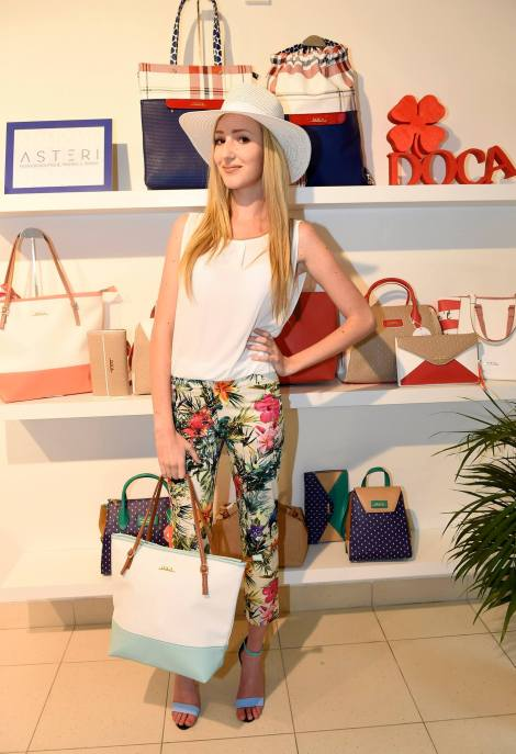 ANETA KRUBNEROVÁ FOR ASTERI FASHION STORE OPENING