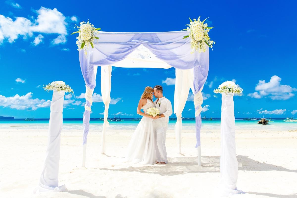 Svatby na Mauriciu s českou svatební koordinátorkou
