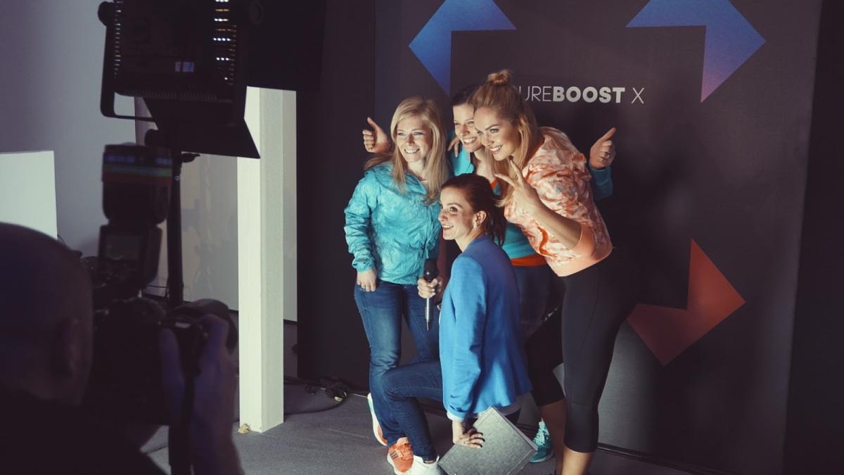 Akce s Adidas: PureBoost X