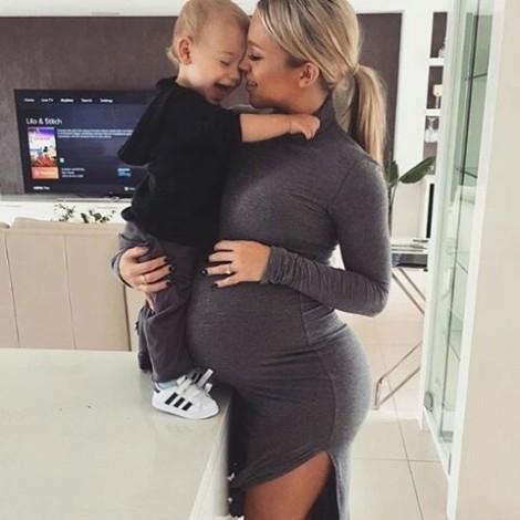 Být i v těhotenství není žádný problém. Zdroj: Weheartit.com