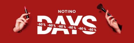Notino days! Zdroj fotky: Notino.cz